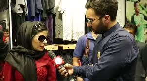 فیلم ماجرای اعتراض مریم حیدرزاده به مهران مدیری درباره تقلید صدایش در برنامه دورهمی+عکس