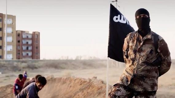 سریال داعش ساخته میشود