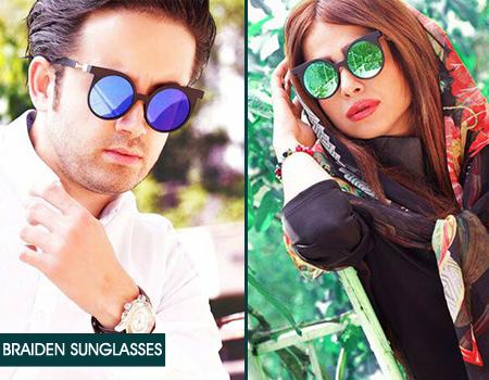 عینک آفتابی مدل بری دن جدید