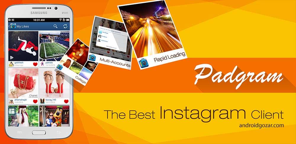 ذخیره عکس و فیلم اینستاگرام InstaSave for Instagram Premium