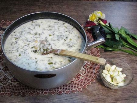 غذاهای محلی آذربایجان