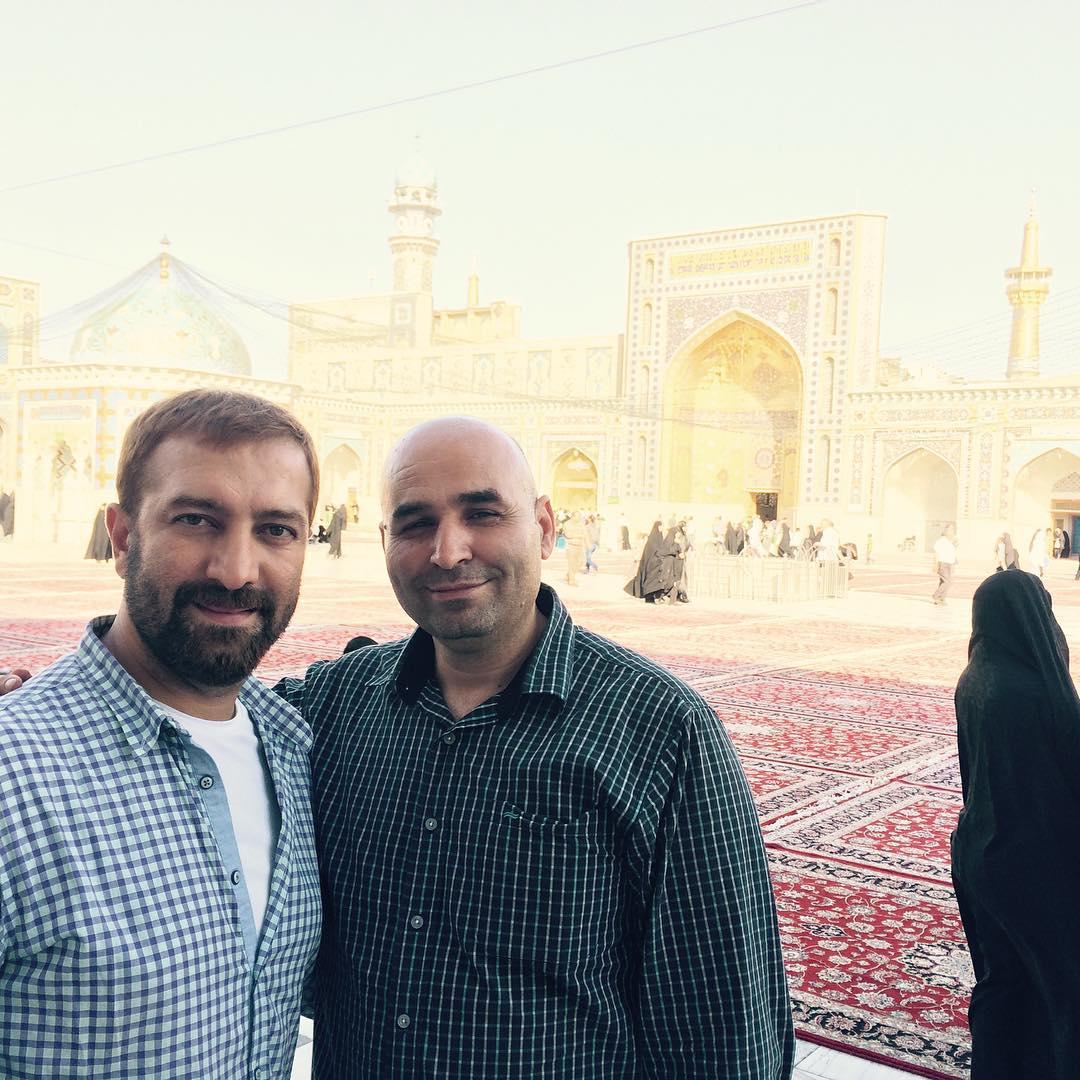علی مسعودی و مجید صالحی