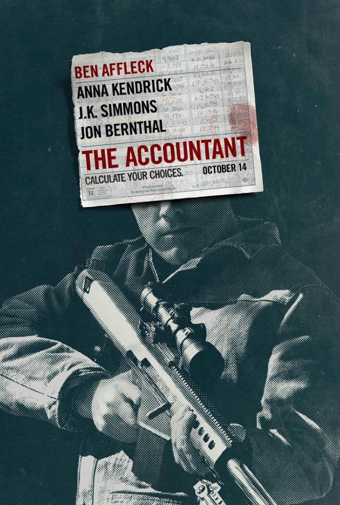 تریلر فیلم The Accountant با زیرنویس فارسی