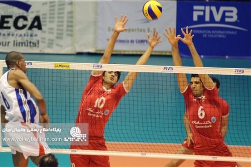 نتیجه بازی والیبال ایران و کوبا المپیک 2016 ریو 21 مرداد 95+فیلم
