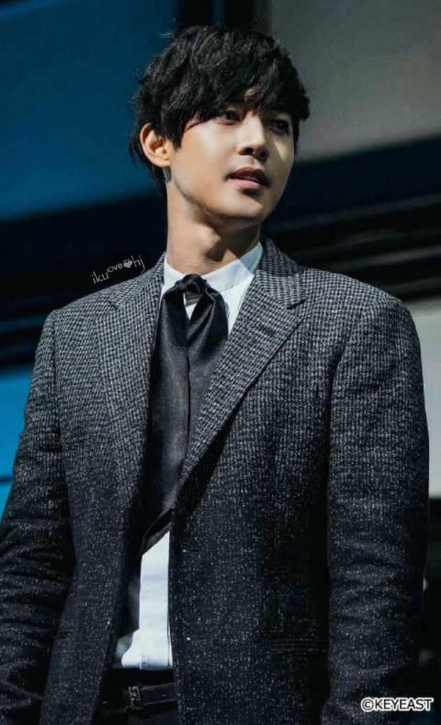 [Photo] Kim Hyun Joong Japan Mobile Site Update [2016.08.05]