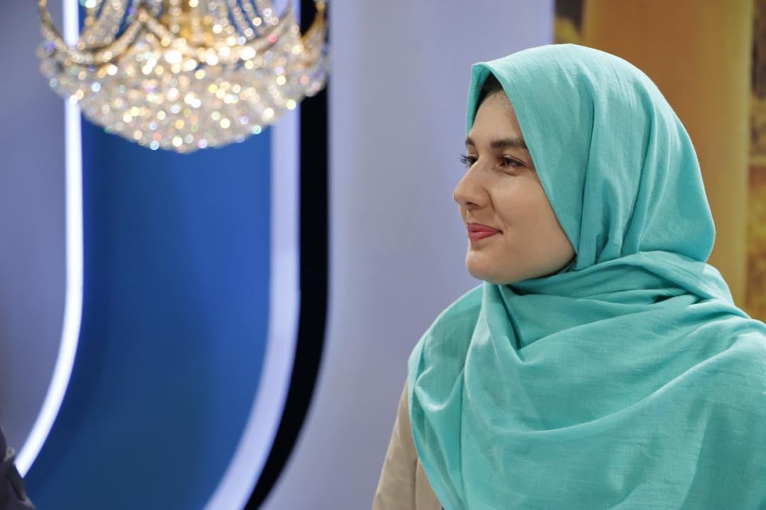 گلوریا هاردی در برنامه خوشا شیراز