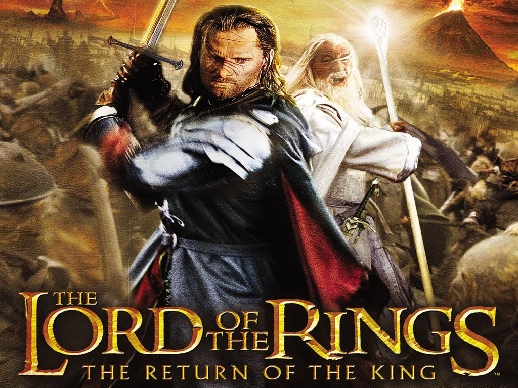 کد تقلب بازی Lord Of The Rings - Return Of The King