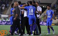 نتیجه بازی استقلال تهران و پیکان 21 مرداد 95 گلها و خلاصه