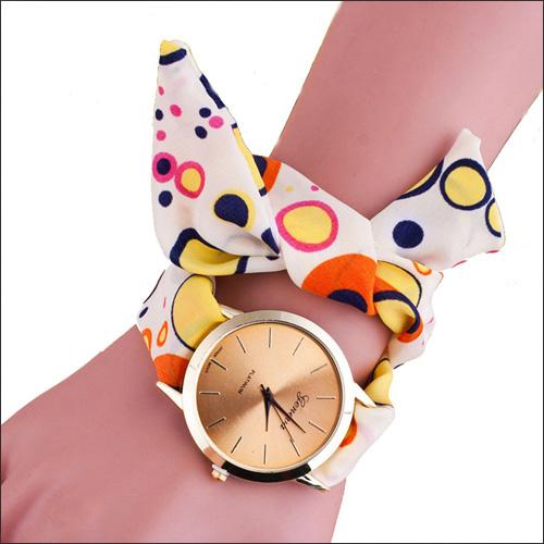 خرید ساعت رنگین کمان زنانه