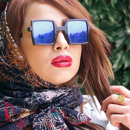 عینک دودی الکسا