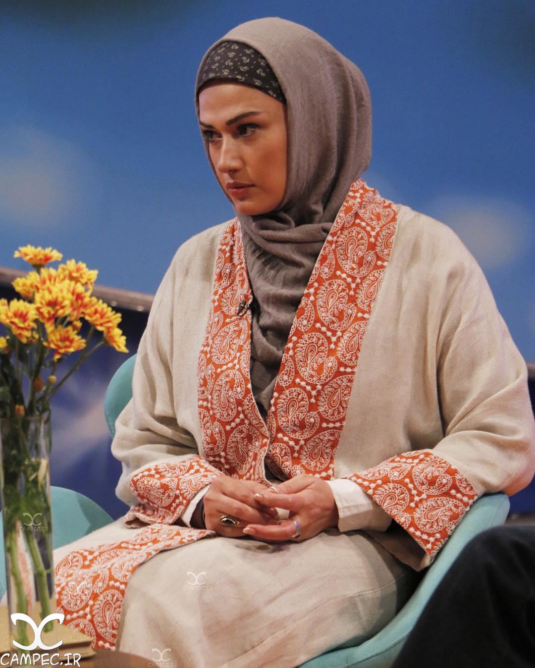 لادن مستوفی در برنامه خوشا شیراز