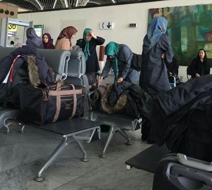اسامی جدید ۱۰۵ تن از اسرای فرقه رجوی انتقالی به کشور آلبانی