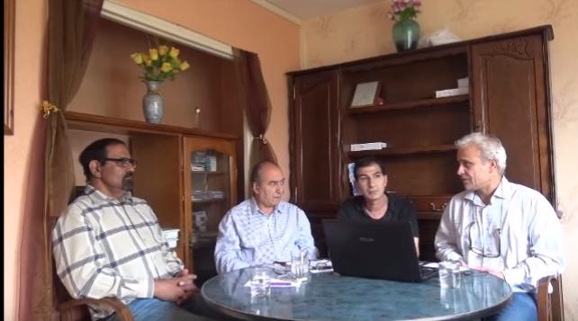 نقد دیدارمحمودعباس رئیس تشکیلات خودگردان فلسطین بامریم رجوی