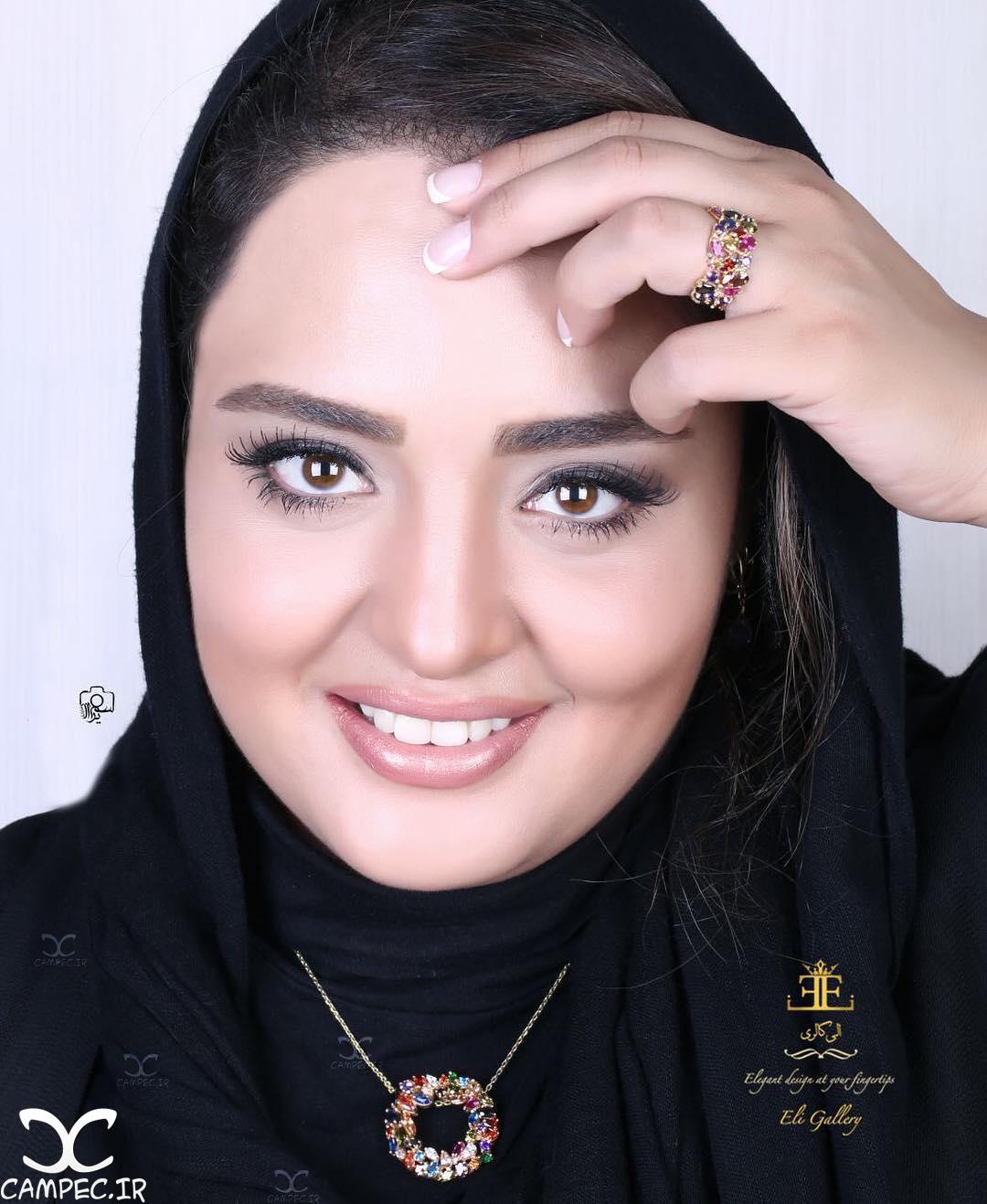 عکس آتلیه ای نرگس محمدی