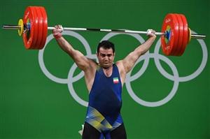 دانلود فیلم کامل وزنه برداری سهراب مرادی در المپیک 2016+مراسم اهدای مدال طلا