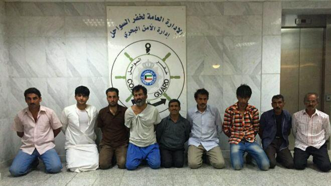 بازداشت 9 ایرانی توسط کویت