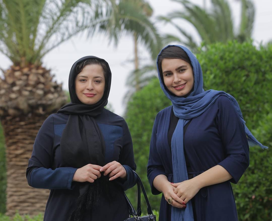 رها علیپور و مهراوه شریفی نیا
