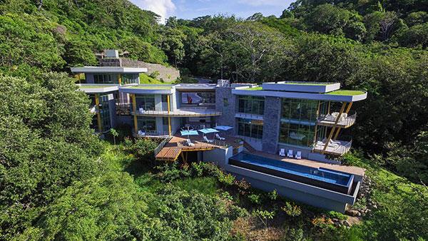 مخفی گاه کاستاریکا با مناظر باورنکردنی!