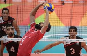 نتیجه بازی والیبال ایران و روسیه المپیک 2016 ریو دوشنبه 25 مرداد 95+فیلم