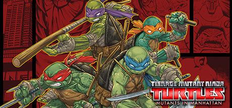 دانلود ترینر بازی Teenage Mutant Ninja Turtles Mutants in Manhattan