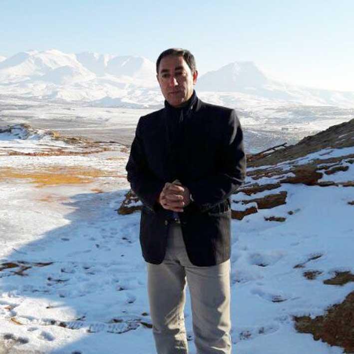 جناب آقای قربانعلی قنبری قاضی جهانی یکی از آزادگان سرافراز کشورمان از قاضی جهان هستند.