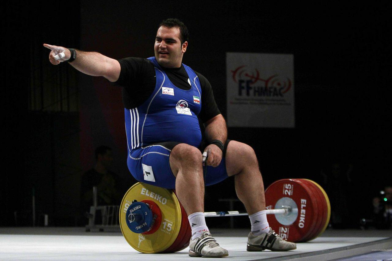 نتیجه و فیلم مسابقه وزنهبرداری بهداد سلیمی المپیک 2016 ریو