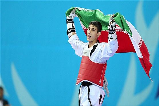 ساعت ( زمان و تاریخ ) بازی تکواندو فرزان عاشورزاده در المپیک 2016 ریو