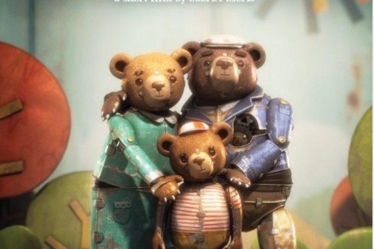 """دانلود انیمیشن بسیار بسیار زیبا """" داستان خرس """" (Bear Story) – برنده اسکار"""