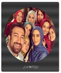 عکسهای پشت صحنه سریال آرام میگریم+خلاصه داستان سریال