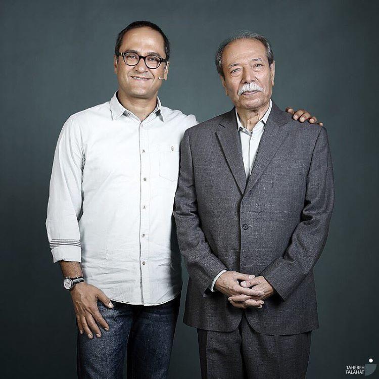 علی نصیریان و رامبد جوان