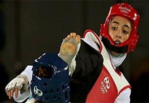 زمان و ساعت مسابقه شانس مجدد کیمیا علیزاده در المپیک 2016 ریو