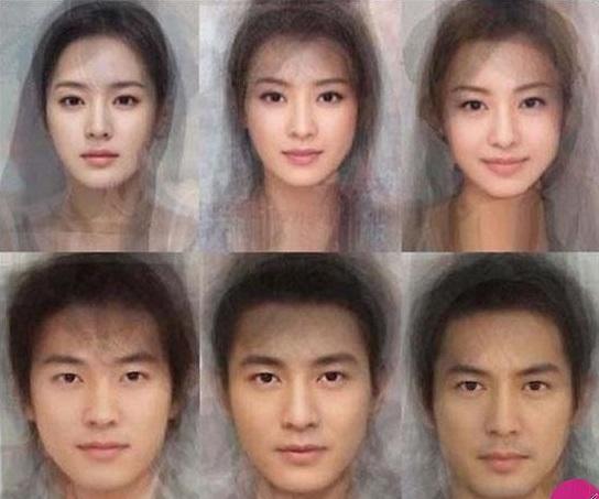 چگونگی تشخیص یک کرهای، چینی و ژاپنی از هم