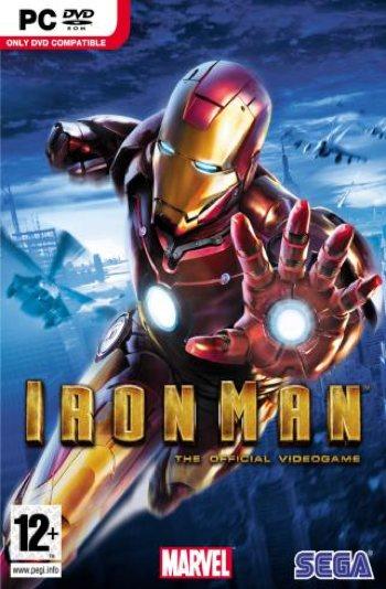 دانلود ترینر بازی Iron Man