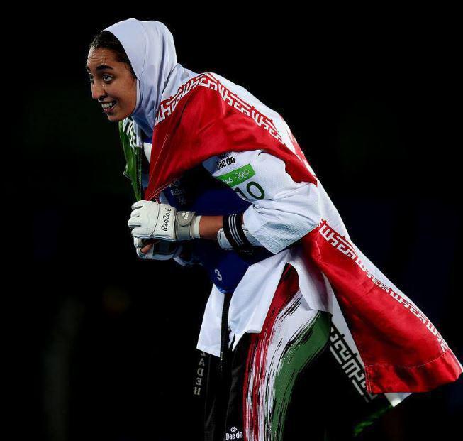 دانلود کسب مدال برنر کیمیا علیزاده در المپیک 2016 ریو+ فیلم کامل بازی
