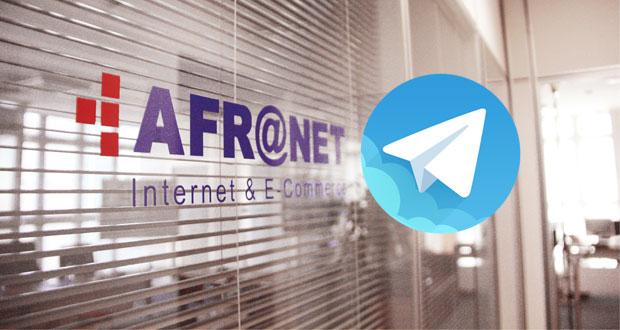 سرور های تلگرام به ایران خواهد امد