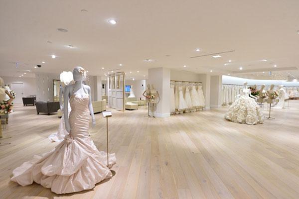 طراحی مزون لباس عروس