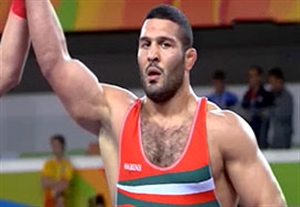 نتیجه کشتی رضا یزدانی در یک هشتم نهایی المپیک 2016 ریو+فیلم