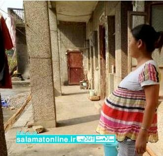 : بارداري زن چيني ۱۷ ماه طول کشيد!