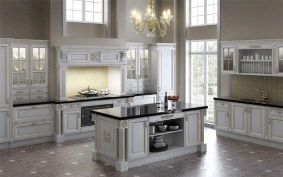 آشپزخانه هایی به سبک کلاسیک