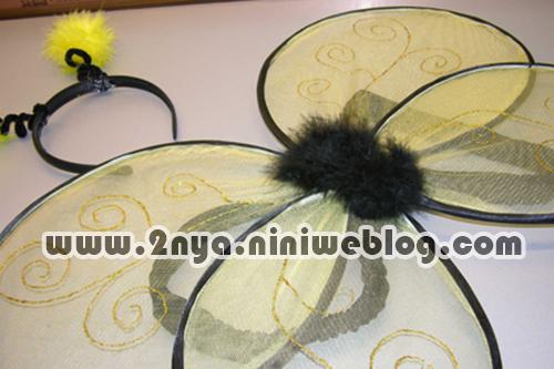 bal_zanbor_ashena_tavalod بال زنبور و شاخک جشن توبد تم زنبوری