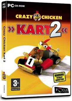 بازی مسابقه مرغ های دیوانه2