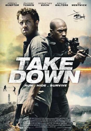 دانلود فیلم Take Down 2016 با لینک مستقیم
