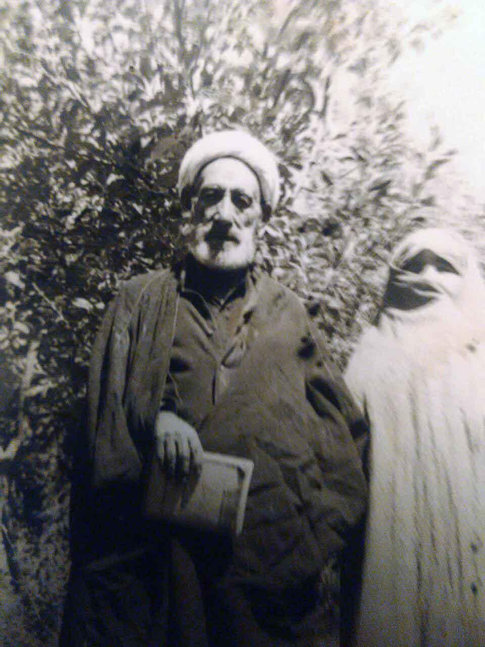 مرحوم ملا محمود محمدپور