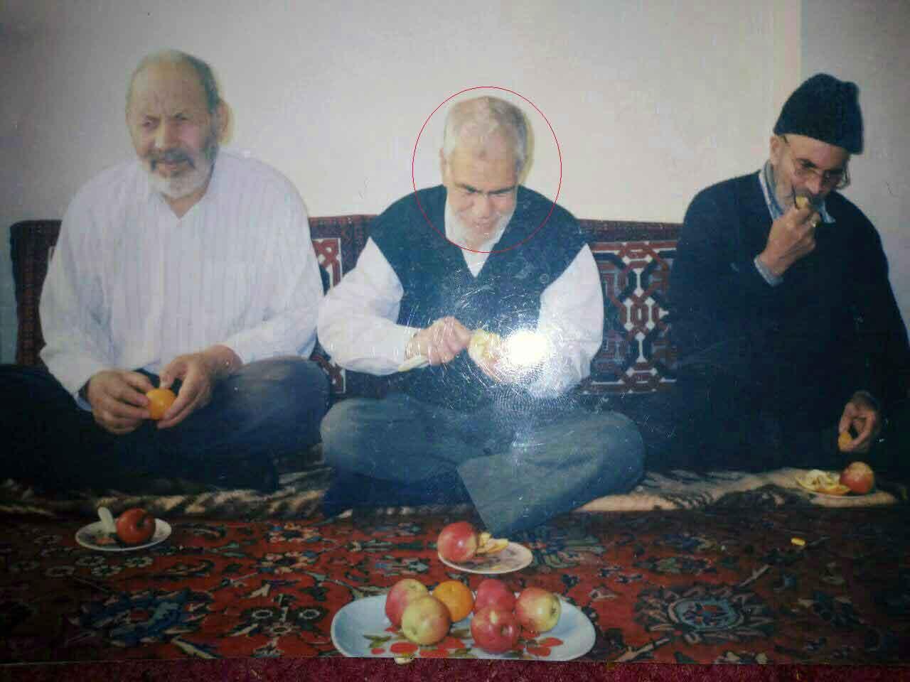 مرحوم مشهدی اژدر صبری