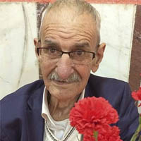 دانلود فیلم احمد پورمخبر روی تخت بیمارستان فیروزآبادی 5 شهریور 95