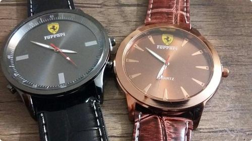 فروش ساعت مچی مردانه فراری