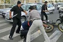 درگيري مرگبار در جنوب تهران