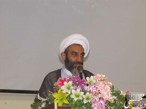 مراسم یادبود کربلایی فرج اکبری