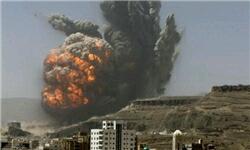 جنايت خونين سعودي ها در يمن