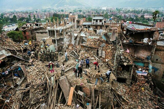 اطلاع از زلزله قبل از وقوع!